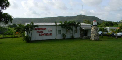 Caribbean Radio Lighthouse : Radio Phare des Caraïbes.