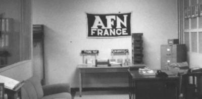 Par deux fois AFN a été présent en France.