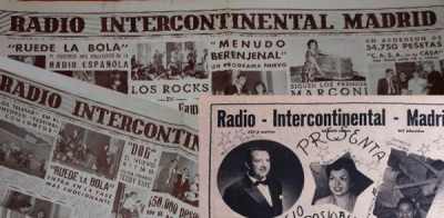 Aquí Radio Intercontinental, Madrid