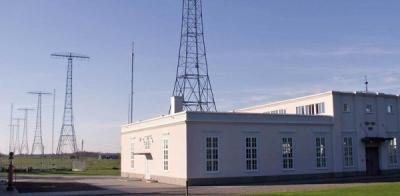 La station de radio SAQ de Grimeton - Varberg.
